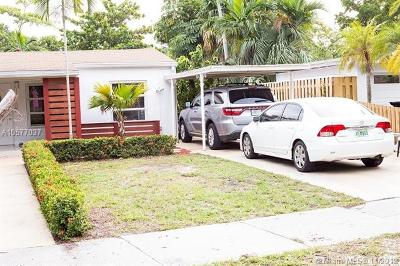 Fort Lauderdale Single Family Home For Sale: 300 SW 11 Ct