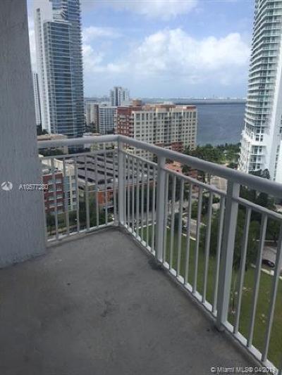 1800 Biscayne Plaza, 1800 Biscayne Plaza Condo Condo For Sale: 275 NE 18th St #2008