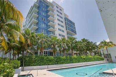 Miami Beach Condo For Sale: 6103 Aqua Ave #301