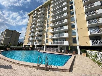 North Miami Condo For Sale: 2020 NE 135th St #808