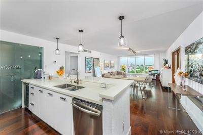 Bay Harbor Islands Condo For Sale: 10350 W Bay Harbor Dr #PHP