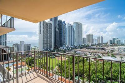 Sunny Isles Beach Condo For Sale: 210 174th St #1608