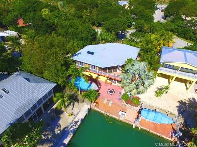 Other City - Keys/Islands/Caribbean FL Single Family Home For Sale: $975,000