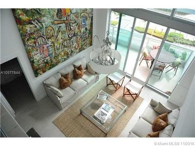 900 Biscayne, 900 Biscayne Bay, 900 Biscayne Bay Condo Rental For Rent: 900 E Biscayne Boulevard #Th709