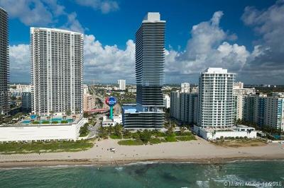 Hollywood Condo For Sale: 4111 S Ocean Dr #1411