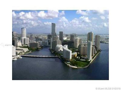Condo For Sale: 540 Brickell Key Dr #900