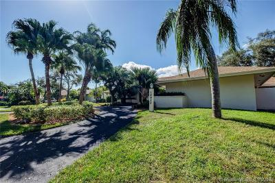 Palmetto Bay Single Family Home For Sale: 16920 SW 79th Ct