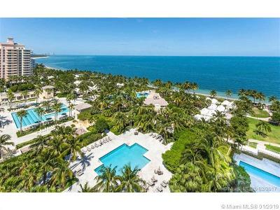 Key Biscayne Condo For Sale: 785 Crandon Blvd #505