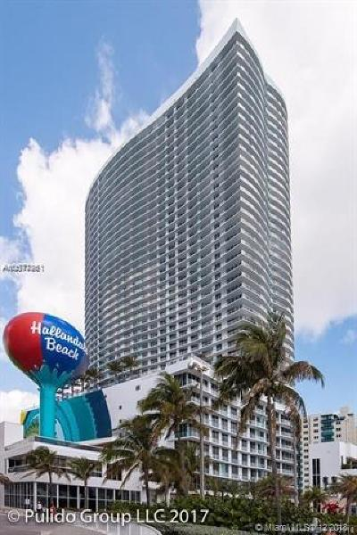 Hollywood Condo For Sale: 4111 S Ocean Dr #1212