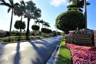 Boca Raton Single Family Home For Sale: 7195 Via Palomar