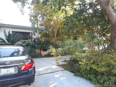 Bay Harbor Islands Single Family Home For Sale: 1260 99th St