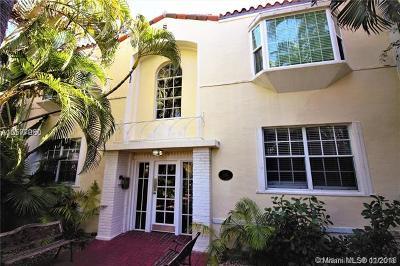Miami Beach Condo For Sale: 1245 Euclid #2