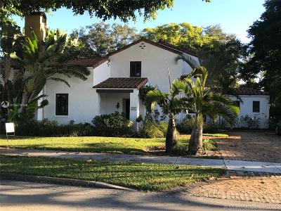 Miami Shores Single Family Home For Sale: 284 NE 96th St