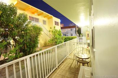 Miami Beach Condo For Sale: 542 Euclid Ave #6