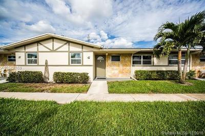 West Palm Beach FL Condo For Sale: $105,000
