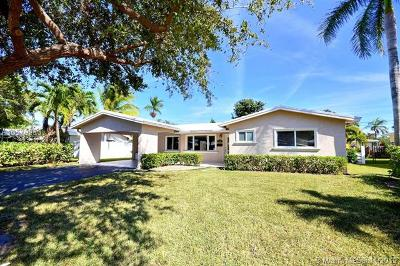 Fort Lauderdale Single Family Home For Sale: 5736 NE 17th Ave