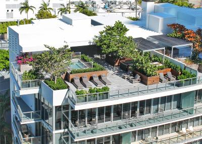 Marea, Marea Condo, Marea Miami Beach, Marea South Beach Condo For Sale: 801 S Pointe Dr #PH3