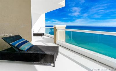 Sunny Isles Beach Condo For Sale: 17875 Collins Ave #3302