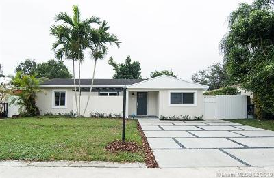 South Miami Single Family Home For Sale: 6374 SW 43rd St