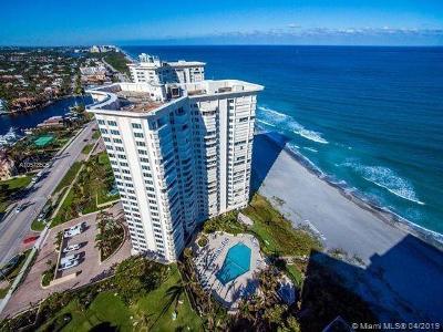 Boca Raton Condo For Sale: 550 S Ocean Blvd #1709