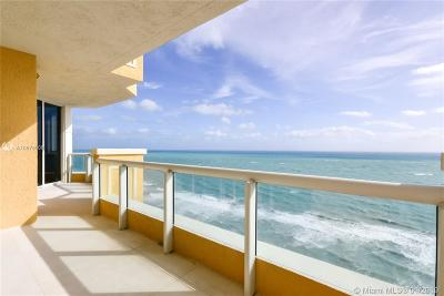 Sunny Isles Beach Rental For Rent: 17875 Collins Ave #2806