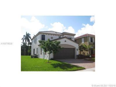 Boynton Beach Single Family Home For Sale: 3812 Aspen Leaf Dr