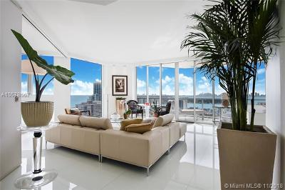 Miami Beach Condo For Sale: 7330 Ocean Ter #2603