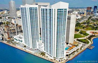 Condo For Sale: 325 S Biscayne Blvd #415
