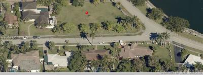 Broward County Residential Lots & Land For Sale: 1229 Madison St