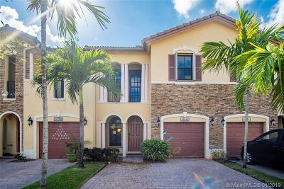Doral Condo Sold: 10316 NW 31st Ter #.