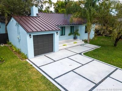 Miami Springs Single Family Home For Sale: 73 Corydon Dr
