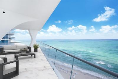 Sunny Isles Beach Condo For Sale: 16901 Collins Ave #1505
