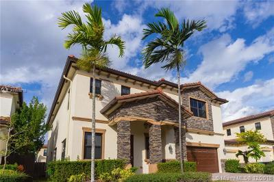 Doral Single Family Home For Sale: 9965 NW 86 Te