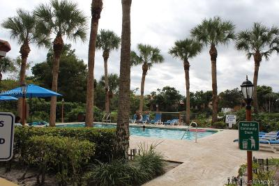 Plantation Condo For Sale: 10701 Cleary Blvd #209