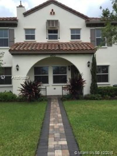 Cooper City Condo For Sale: 4013 Cascada Cir #4013