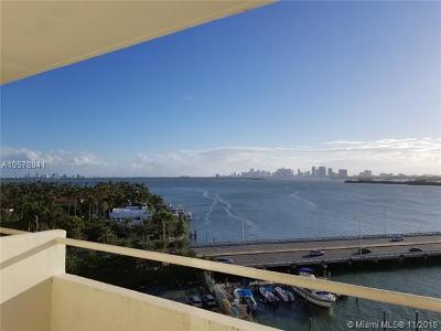 North Bay Village Condo For Sale: 7904 West Dr #916