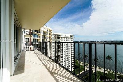 West Palm Beach Condo For Sale: 1701 S Flagler Dr #1708