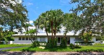 Coral Gables Single Family Home For Sale: 6600 Maynada St