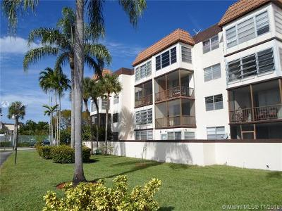 Plantation Condo For Sale: 7100 NW 17th St #314