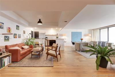 Miami Condo For Sale: 2 Grove Isle Dr #B806