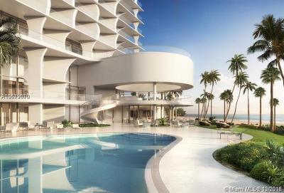 Miami FL Condo For Sale: $5,300,000