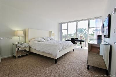 Harbour House, Harbour House Condo Rental For Rent: 10275 Collins Ave #331