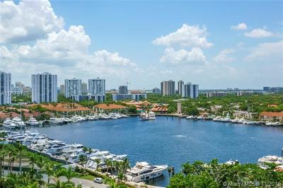 Aventura Condo For Sale: 21205 Yacht Club Dr #1406
