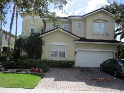 Doral Single Family Home For Sale: 11142 NW 71st Ter