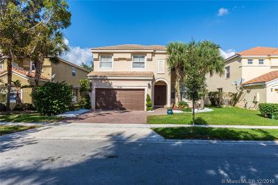 Miramar Single Family Home For Sale: 15701 SW 53rd Ct