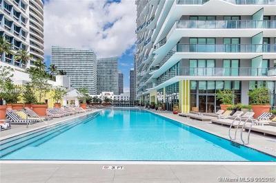 Condo For Sale: 1300 S Miami Ave #4102