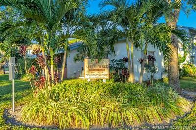 Plantation Condo For Sale: 7221 W Sunrise Blvd #7221A