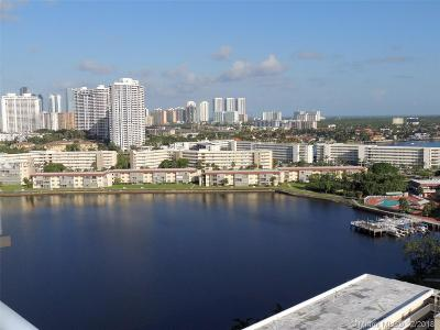 Aventura Condo For Sale: 18041 Biscayne Blvd #1801