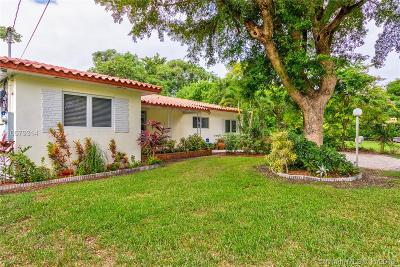 Biscayne Park Single Family Home For Sale: 660 NE 120th St