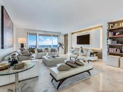 Key Biscayne Condo For Sale: 799 Crandon Blvd #806